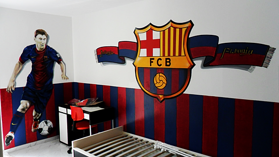Decoration Chambre Barca