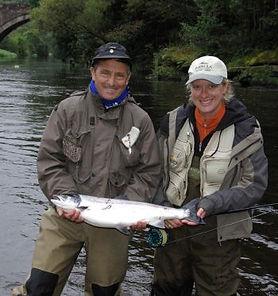 River Annan Salmon