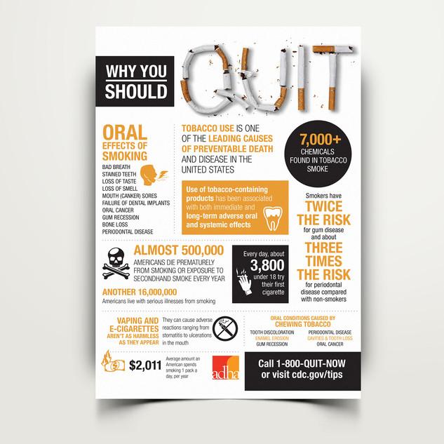 ADHA + CDC Infographic
