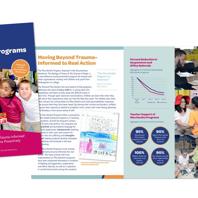 Miss Kendra Program Brochure