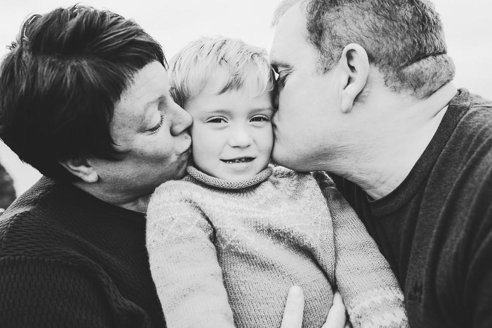Hjertejubelfoto_Familie Kristensen Tomre