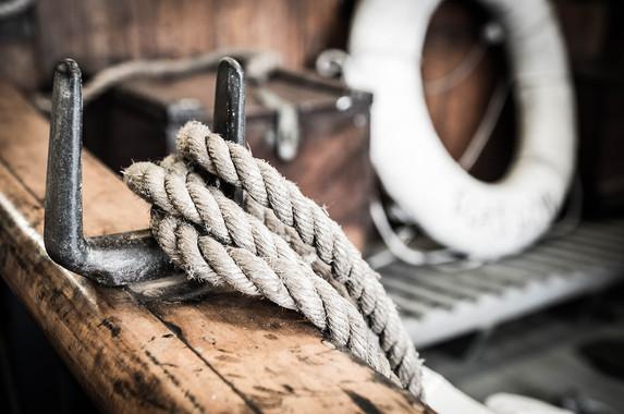 Life boat rope by Stephen Borman.jpg