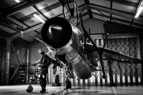 Planning the sortie by Stephen  Borman.j