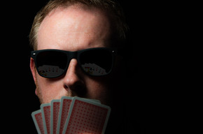 can't read my poker face