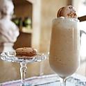 Caramel Macaron Frappe