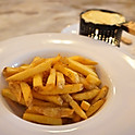 Raclette French Fries