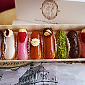 Mini Eclair Box - 8 Pieces