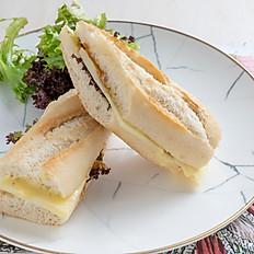 Comté sandwich