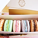 Macarons / 12 pieces