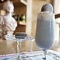Lavender Macaron Frappe