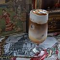 Iced Salted caramel Latté