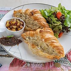 Croissant du fromager
