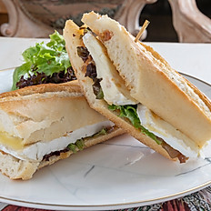 Brie Cheese sandwich