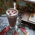 Goji berry Hot Chocolate