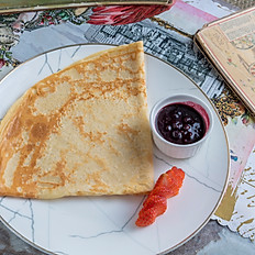 Mixed Berries Crêpe