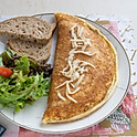 Emmental Cheese Omelette