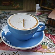 Ginseng Cappuccino