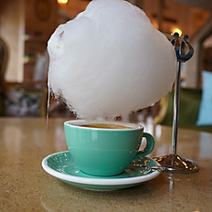 Cotton Candy coffee