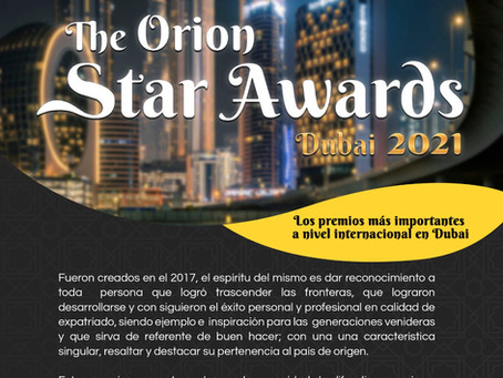 The Orion Star Awards