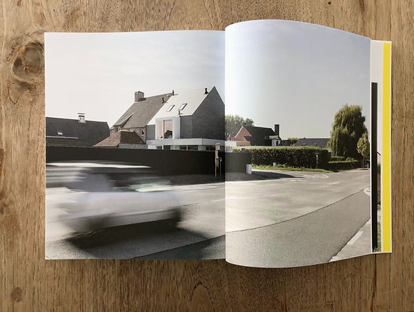 MVDB architectuur Milos Van den Berge Kalken Lannoo BBB