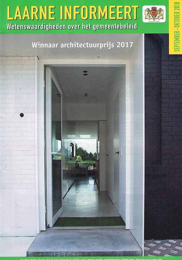 MVDB architectuur Milos Van den Berge Laarne