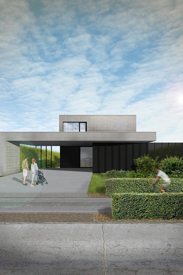 MVDB architect Milos Van den Berge Lochr