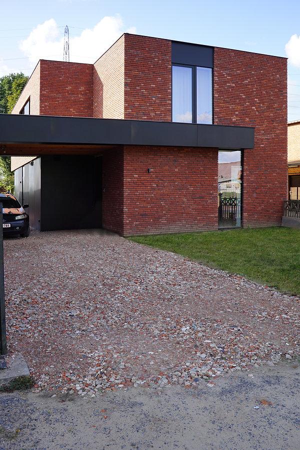 Architect Milos Van den Berge nieuwbouw1