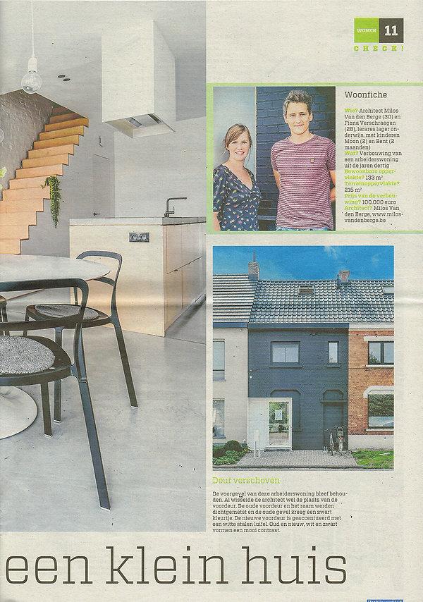 MVDB architectuur Milos Van den Berge Nieuwsblad