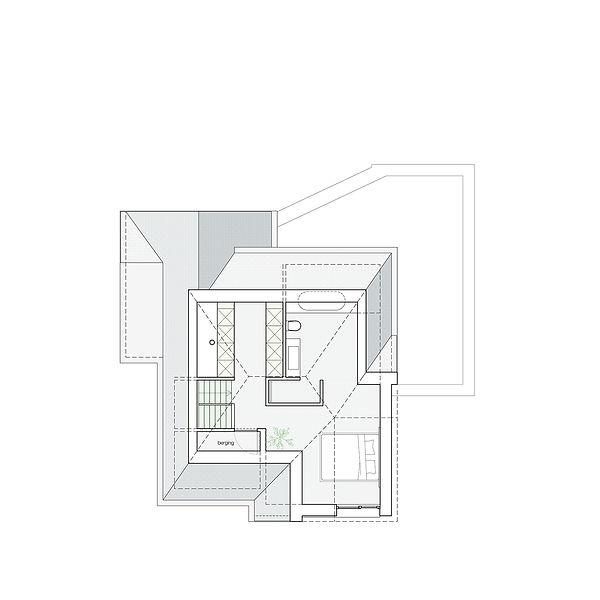 3-MVDB architectuur Milos Van den Berge Oordegem