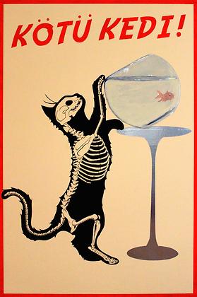 Anatomie Du Chat Noir lll