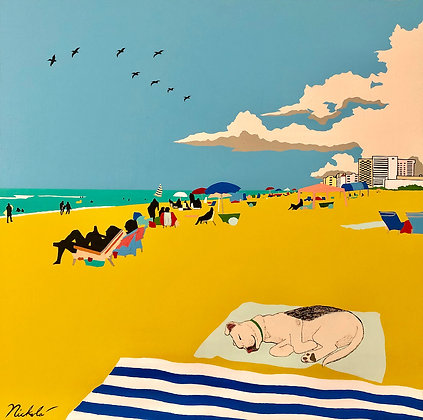 A Day at the Beach lll