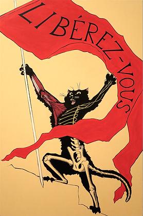 Anatomie Du Chat Noir II