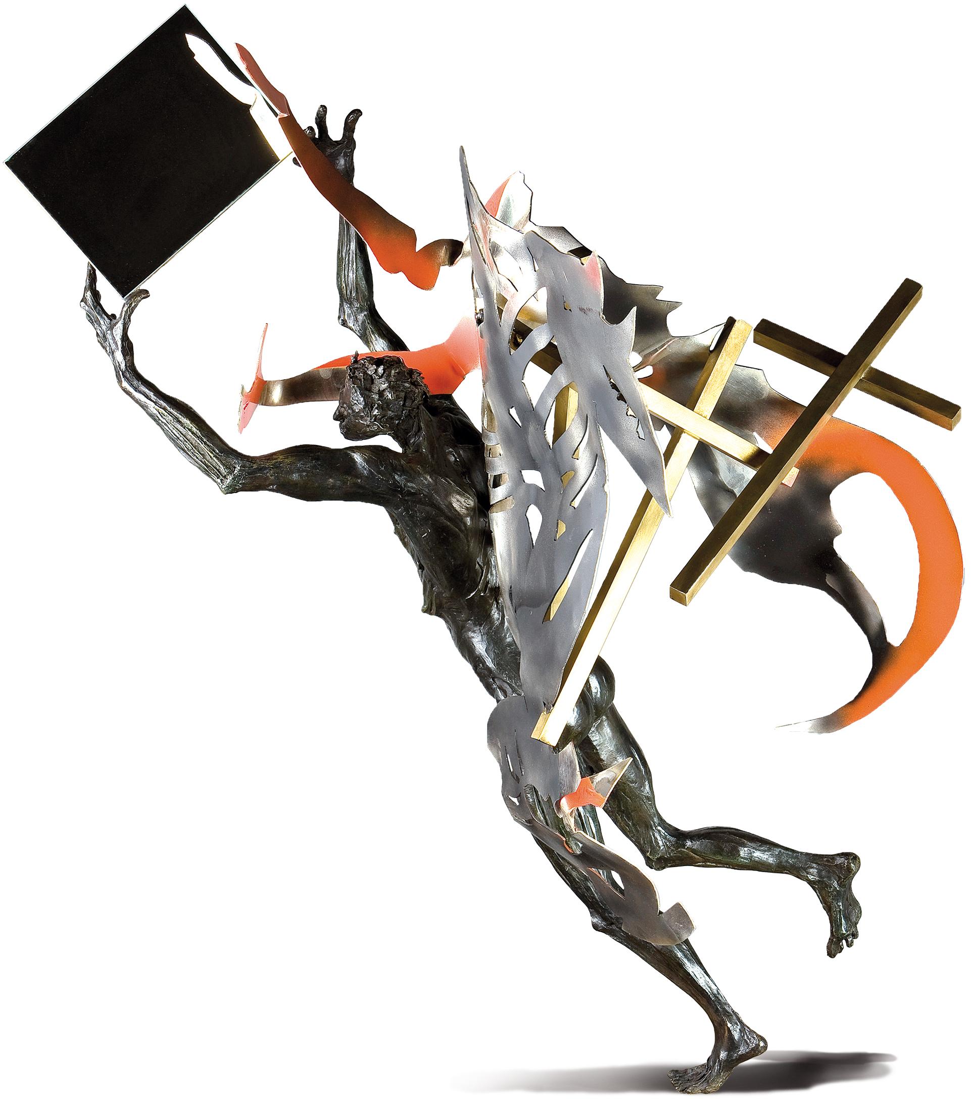 Oh mon beau miroir, tu es ma croix