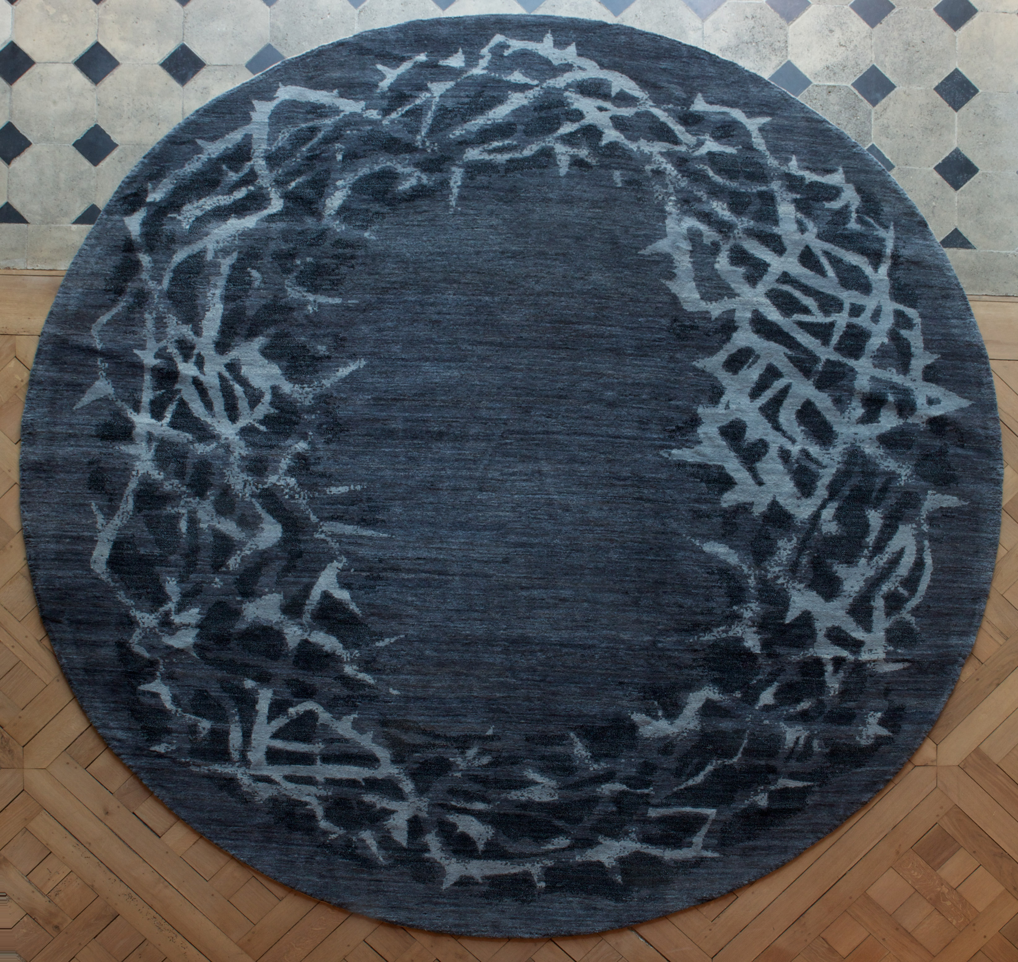 Tapis Couronne