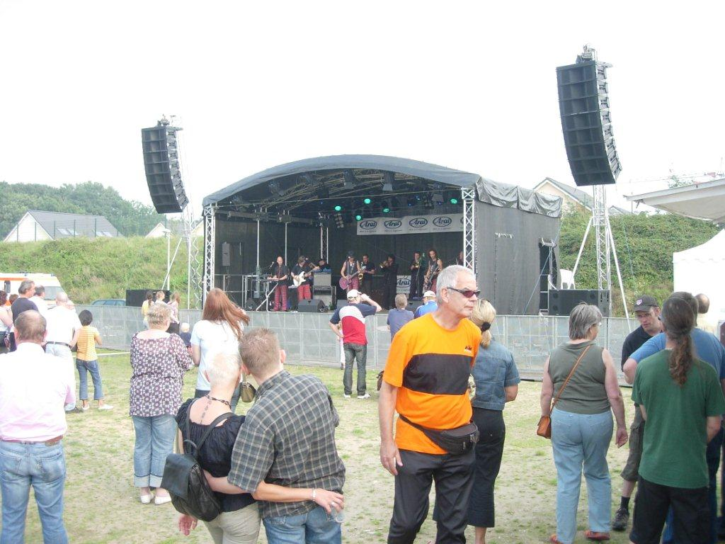 Open Air Beschallung