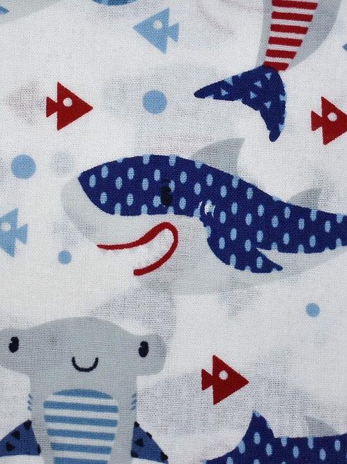 Patriotic Sharks