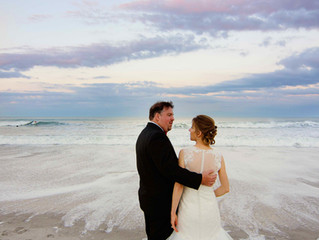 Sandy and David get married - Pelican Beach
