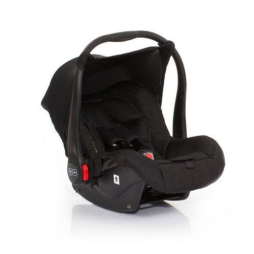 Bebê Conforto RISUS Black (VERIFICAR ADAPTADOR DO MODELO DO CARRINHO)