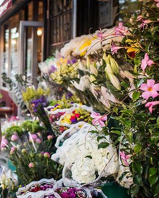 Blumen kaufen