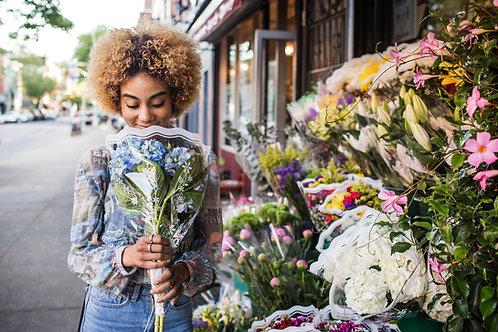 Custom Grand Gesture Flowers