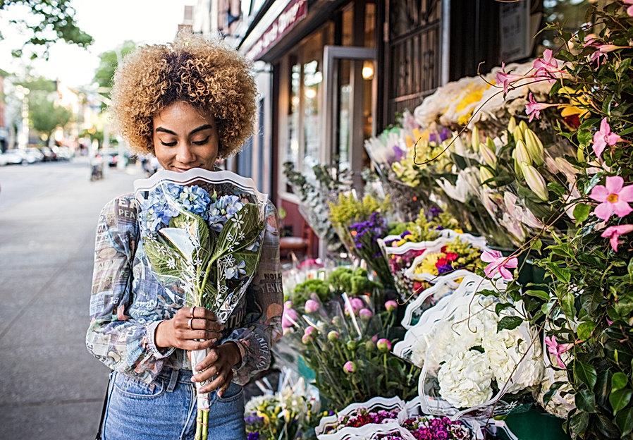 Buying Flowers