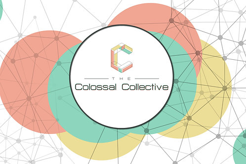 Colossal Collective Decal