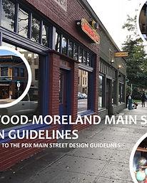 Sellwood-Moreland DRAFT Main St Design G