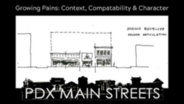 PDX Main Streets - Bill Tripp Mixed Use