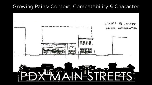 PDX Main Streets - Bill Tripp Mixed Use