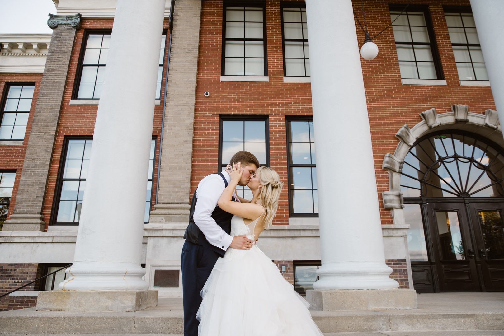 Alissa & Ryan at Heritage Hall