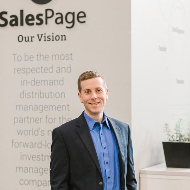 Salespage Headshots