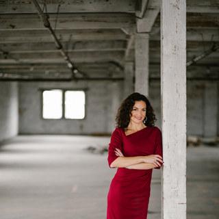 Elizabeth at Urban Alliance