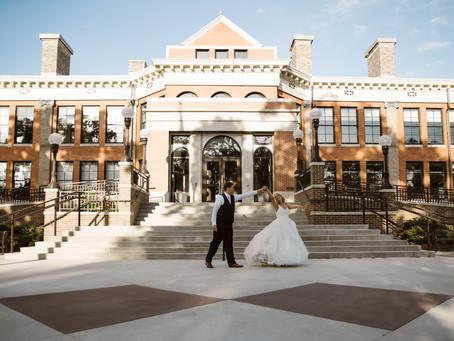 Alissa & Ryan // Heritage Hall WMU