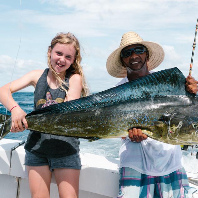 Costa Rica Fishing